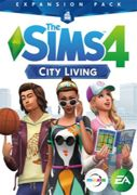 The Sims 4 - City Living Expansion Pack PC - Instant Download