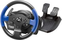Thrustmaster T150 Force Feedback Official PlayStation Racing Wheel - PS4/PS3/PC