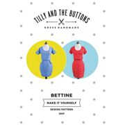 Tilly and the Buttons Bettine Dress Sewing Pattern