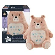 Tommee Tippee Bennie the Bear Rechargeable Light and Sound Sleep Aid