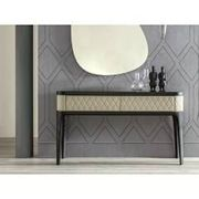 Tonin Casa TIFFANY 6436 Fixed console in wood l. 120 x 40 covered