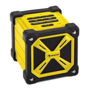 TRK-861 Portable Bluetooth Speaker Battery Outdoor Yellow