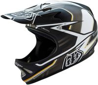 Troy Lee Designs D2 Sonar Downhill Helmet, black, size M L