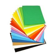 Tutorcraft Mulitcoloured Papers A3 110 gsm 20 Different Colours with 20 Sheets each