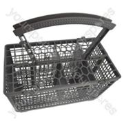 Universal Deluxe Dishwasher Bosch, Neff, Hotpoint Re-enforced Handle and Lid Cutlery Basket
