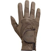 uvex i-Performance 2 Riding Gloves - Brown - Size 9