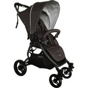 Valco Baby Snap 4 Pushchair Tailor Made Charcoal
