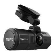 "Vantrue N2 Pro Dual Dash Cam Dual 1920x1080P Front and Rear Dashcam (2.5K 1440P Single Front Recording) 1.5"" LCD 310° Dashboard Cameras for Cars..."