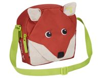 Vaude Pepper Redwood, Size 3l - Unisex Travel Bags, Color Green / RED