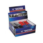 Victor Fishbone Badminton Overgrip Box - 25 pieces (Several colors)