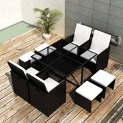 outdoor furniture rattan