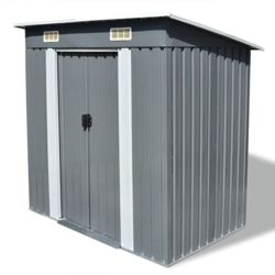 Pricehunter.co.uk - Price comparison & product search. Product image for  garden sheds metal