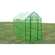 vidaXL Greenhouse Steel XL