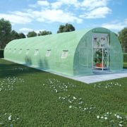 vidaXL Greenhouse with Steel Foundation 36m² 1200x300x200 cm