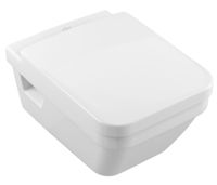 Villeroy & Boch Architectura - Wall Hung Washdown WC Pack with DirectFlush white without CeramicPlus