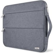 Voova 14 15 15.6 inch Laptop Sleeve Waterproof Case Bag Compatible with iPad Pro/MacBook Air/MacBook Pro/Pro Retina/Notebook Computer/Tablet...