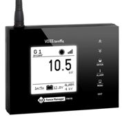 VOSS.farming Fence Manager FM 10, Electric Fence Monitoring Device with Radio Sensor