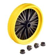 Walsall Puncture-proof Wheel (Dia)350mm (W)80mm