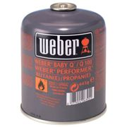 Weber Disposable Gas Canister, Black