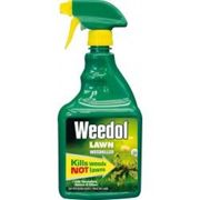 Weedol Ready to Use Lawn Weedkiller - 800ml