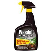 Weedol Ultra Tough Ready to Use Weed Killer - 1L