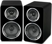 Wharfedale Diamond A1 Active Speaker Black
