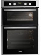 Whirlpool AKL 309 IX Built-In Electric Double Oven