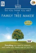 Who Do You Think You Are - Family Tree