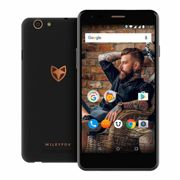"Wileyfox Spark X 16GB with 2GB RAM 5.5"" HD (Dual SIM 4G) - Black"
