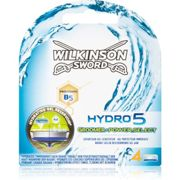 Wilkinson Sword Hydro5 Groomer Replacement Blades 4 pc