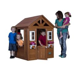 Pricehunter.co.uk - Price comparison & product search. Product image for  cedar playhouses