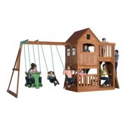 Wooden playground Hill Crest - Backyard Discovery -2 (B1808058)