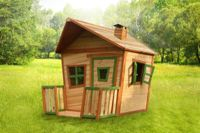 Wooden Playhouse Jesse - Axi (A030.105.00)