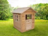 Wooden Playhouse Noa Axi (silver label)