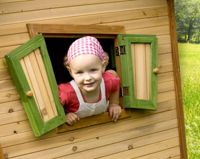 Wooden Playhouse Robin - AXI (A030.045.00)