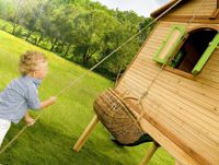 Wooden Playhouse Sophie - Axi (A030.041.00)