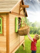 Wooden Playhouse Stef - Axi (A030.040.00)