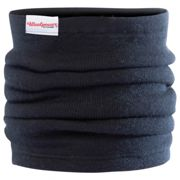 Woolpower - Tube 200 - Neck warmer size One Size, black