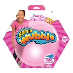 Pricehunter.co.uk - Price comparison & product search. Product image for  wubble bubble ball with pump