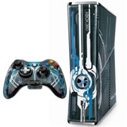 Xbox 360S (Slim) Console, 320GB, Halo 4 Ed. + 1Pad (No Game) Discounted