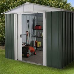 Pricehunter.co.uk - Price comparison & product search. Product image for  yardmaster metal garden storage