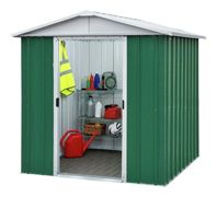 garden sheds metal uk