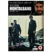 Young Montalbano Series 2 DVD [2016]