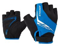 Ziener M Ceniz Persian Blue, Size 9.5 - Mens Gloves, Color Blue / Black