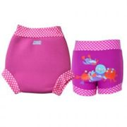 Zoggs Swimsure Nappy - Miss Zoggy 3-6 months, Pink
